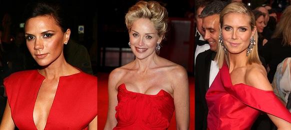 Если Вы в поисках макияж под красное платье брюнеткам - Вы попали по