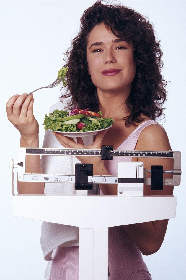 Как я похудела на сладкой диете : Диеты : Тотальный гламур