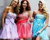 Лучшие платья на выпускной 2012 - Модные Красивые 70 фото.