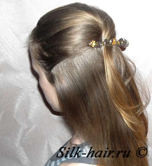Причёски для тонких волос своими руками фото